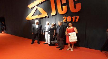 توافد نجوم وصناع السينما على السجادة الحمراء بمهرجان أيام قرطاج السينمائية