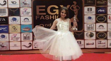 60fbc5814772d أصغر عارضة أزياء في مصر.. عمرها 10 سنوات وتقتحم عالم الموضة